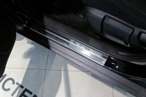 защитные накладки Nissan X-Trail T32