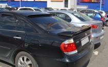 Накладка спойлер на стекло Toyota Camry V30 фото ExpressTuning