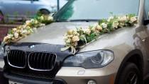 Мухобойка капота BMW X5 E70
