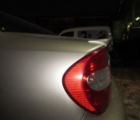 Тюнинг спойлер на багажник Toyota Camry 30 седан (лип спойлер Ка