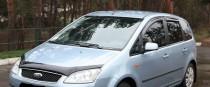 мухобойка на капот Ford C-Max 1