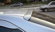 Спойлер на стекло Toyota Camry V40 (спойлер на заднее стекло Тойота Камри 40 бленда)