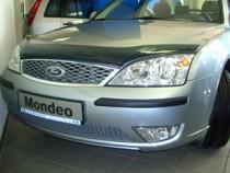 Мухобойка капота Форд Мондео 3
