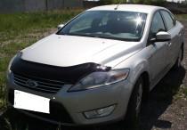 SIM Мухобойка капота Форд Мондео 4 (дефлектор на капот Ford Mondeo 4)