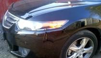 купить дефлектор на капот Honda Accord 8)