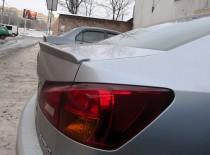 Задний лип спойлер Lexus Is250 (сабля на багажник Лексус Is250)