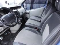 Чехлы в салон Опель Виваро (авточехлы на сиденья Opel Vivaro)