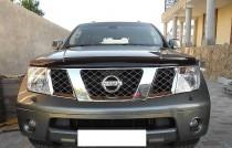 мухобойка Nissan Pathfinder R51