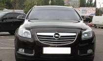 мухобойка Opel Insignia 1