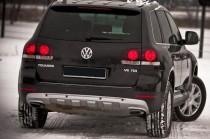 Тюнинг обвес на Volkswagen Touareg 1 (спорт обвес на Фольксваген