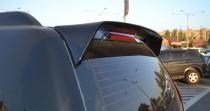 Спойлер Тойота Прадо 120 (задний спойлер на Toyota Land Cruiser Prado 120 с просветом)
