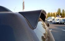 Спойлер антикрыло для Тойота Прадо 120 (спойлер Jaos на Toyota P