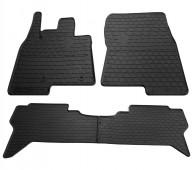 Резиновые коврики Митсубиси Паджеро Вагон 4 (коврики в салон Mitsubishi Pajero Wagon 4)