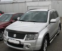 мухобойка Suzuki Grand Vitara 2