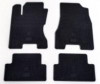 Резиновые коврики Ниссан Х Трейл Т31 (коврики в салон Nissan X-Trail T31)