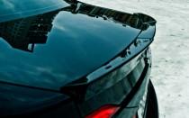 Спойлер Тойота Камри 50 спорт (задний спойлер на багажник Toyota Camry V50 sport)