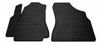 Резиновые коврики Пежо Партнер 2 (коврики салона Peugeot Partner 2)