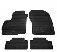 Резиновые коврики Пежо 4008 (коврики в салон Peugeot 4008)