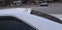 Спойлер на заднее стекло Тойота Камри 50 (тюнинг спойлер на стек