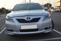 Заказать реснички на передние фары Toyota Camry V40 (тюнинг фар