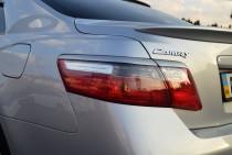 Купить реснички на задние фонари Тойота Камри 40 (тюнинг оптики)