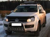 мухобойка Volkswagen Amarok