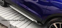 заказать Пороги Рено Кенго 2 (пороги для Renault Kangoo 2 стиль