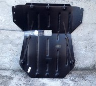 защита картера BMW X5 E53