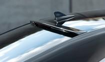 Спойлер на стекло Лексус ЛС 460 (спойлер на заднее стекло Lexus LS460)