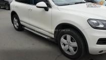 Силовые Пороги Volkswagen Touareg 2