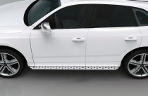 Оригинальные подножки Audi Q5 комплект 2шт