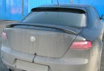 Спойлер для Alfa Romeo 159 монтаж на багажник