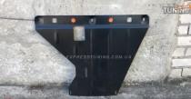 Защита РКПП Ниссан Патрол Y61 (защита коробки передач Nissan Patrol Y61)