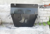 Защита картера Ниссан Х-Трейл Т32 (защита двигателя Nissan X-Trail T32)