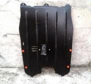 Защита двигателя Рено Лагуна 3 (защита картера Renault Laguna 3)
