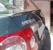 Спойлер на кромку крышки багажник Chevrolet Epica