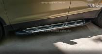 Пороги боковые Ford Kuga 2