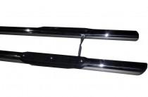 Пороги трубами Honda CR-V 3