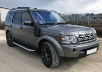 Оригинальные пороги Land Rover Discovery 3