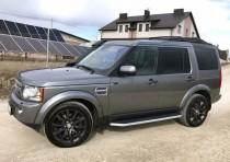 Оригинальные пороги Land Rover Discovery 4
