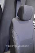Чехлы Тойота Хайлендер 2 (авточехлы на сиденья Toyota Highlander 2)