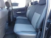 купить Чехлы в машину Тойота Хайлюкс (авточехлы на сиденья Toyot