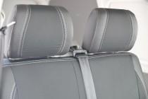 Чехлы в салон Фольксваген Транспортера Т6 (авточехлы на сиденья