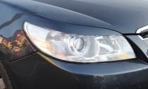 Реснички на Шевроле Эпика (накладки на фары Chevrolet Epica)