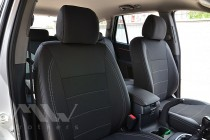 Чехлы Хендай Санта Фе 2 СМ (авточехлы на сиденья Hyundai Santa F