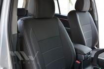 автомобильные чехлы Hyundai Santa Fe 2 CM