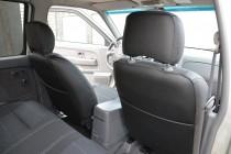 Чехлы в салон Nissan NP300