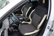 Чехлы  в салон Пежо 2008 (авточехлы на сиденья Peugeot 2008)