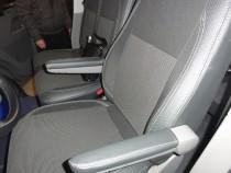 заказать Чехлы Фольксваген Транспортера Т5 (авточехлы на сиденья