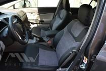 чехлы в салон Хонда Цивик 9 4Д (чехлы Honda Civic 9 4D)